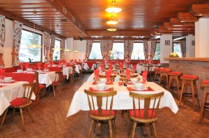 Restaurant im Hotel Wildkogel
